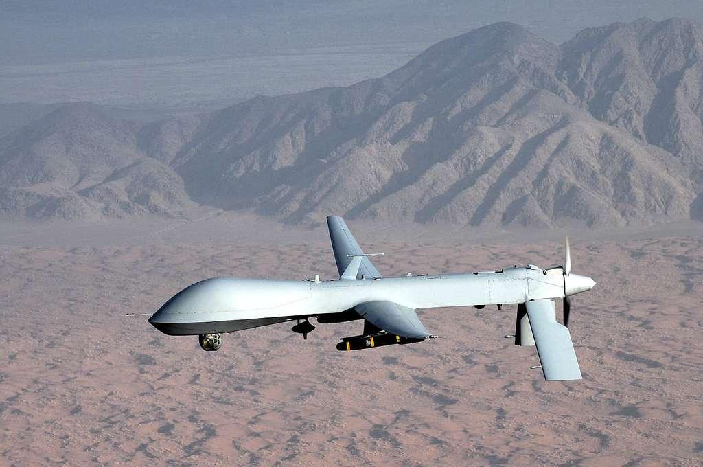 Le MQ-1 Predator, un drone explosif