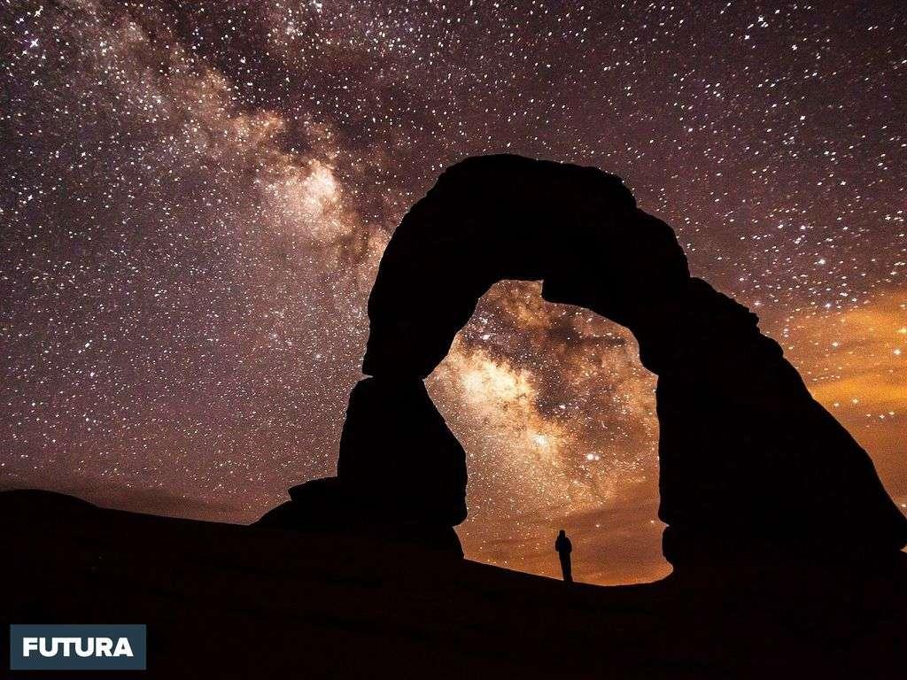 Il y a plus de 300 milliards d'étoiles dans l'univers