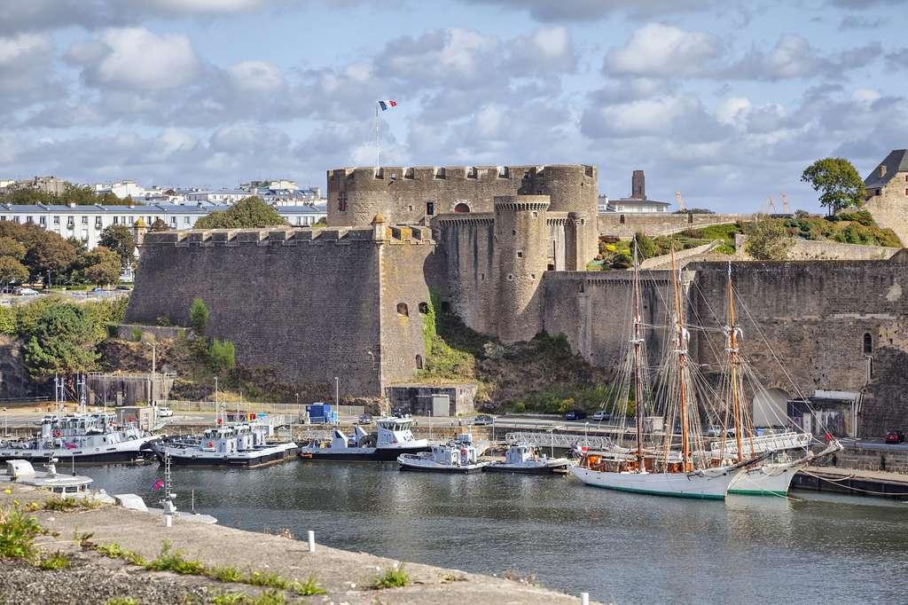 La période du 1er au 10 juillet est la plus chaude enregistrée à Brest. © bbsferrari, Fotolia
