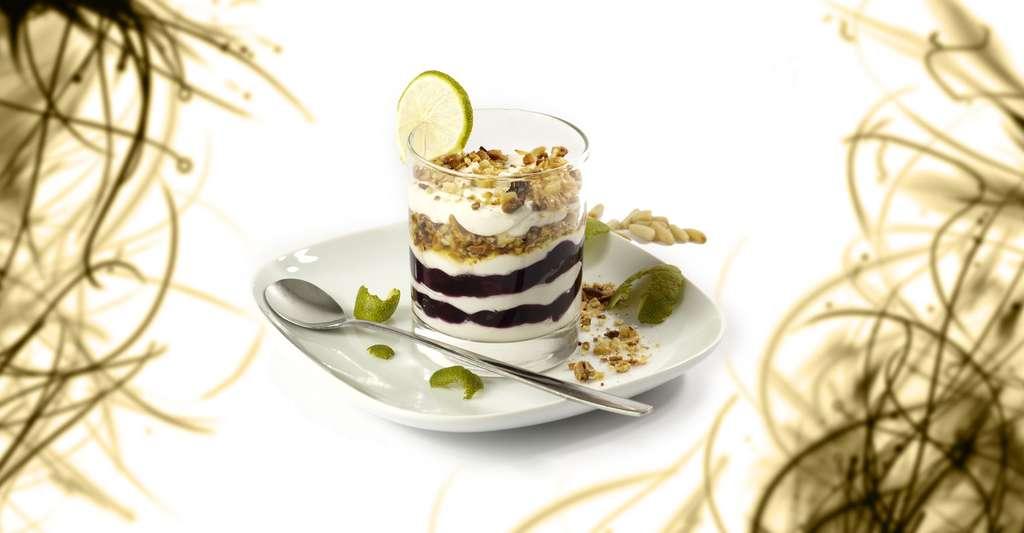 Dessert lacté. © Gefrorene wand, CCO