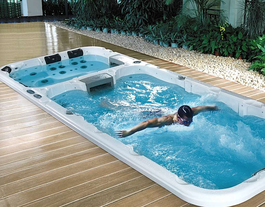 Amenagement Spa Gonflable Interieur comment choisir un spa de nage ?