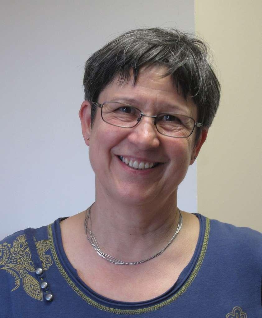 Catherine Ritz est chercheuse en glaciologie à l'Institut des géosciences de l'environnement de Grenoble. © Catherine Ritz