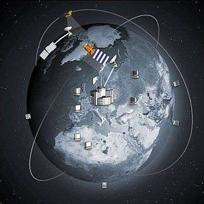 MetOp data delivery