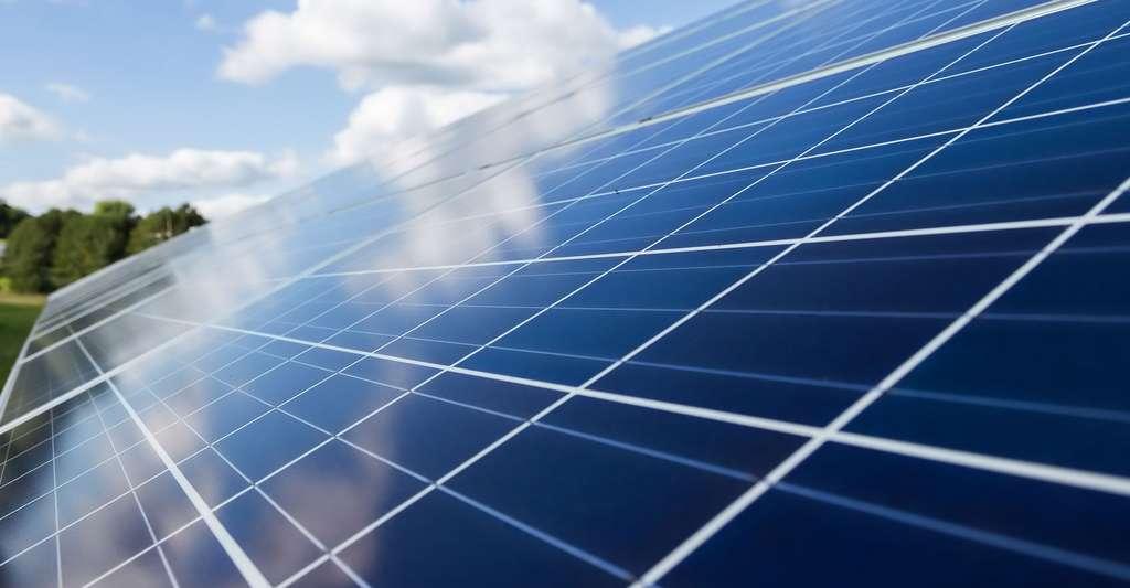 L'énergie photovoltaïque. © torstensimon, Pixabay, DP