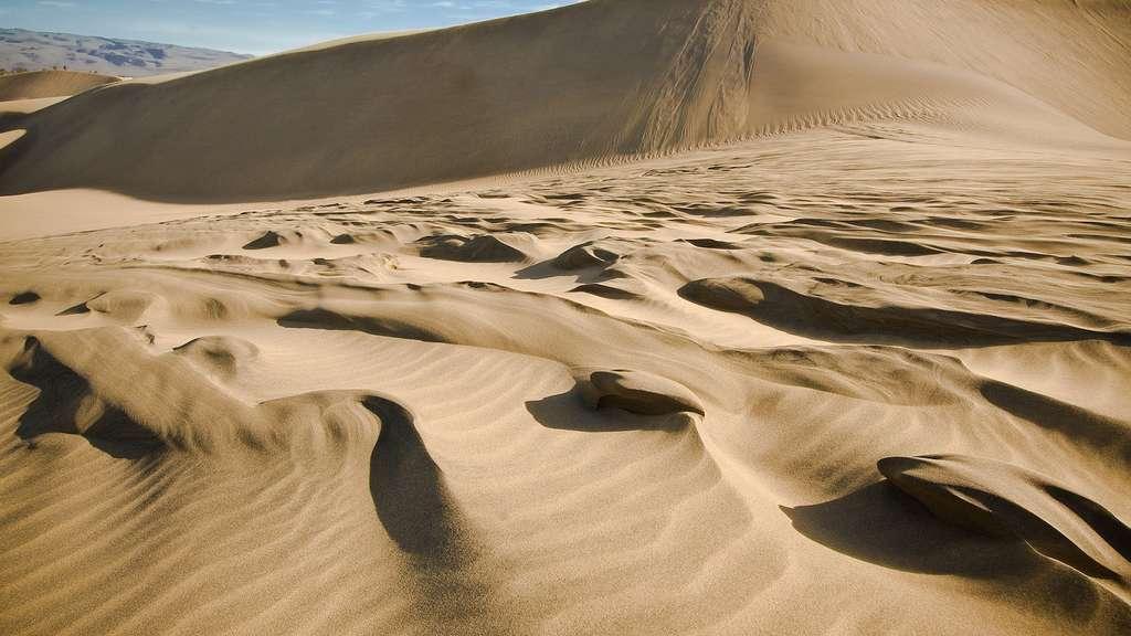 Espagne, les dunes de Maspalomas