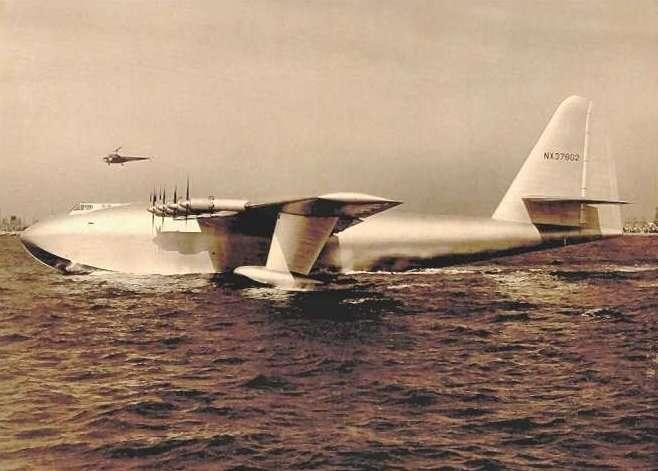 Le Hughes H-4 Hercules d'Howard Hugues