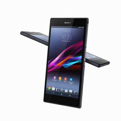 Avec ses 6,5 millimètres d'épaisseur, l'XPeria Z Ultra revendique le titre de smartphone Full HD le plus fin du monde. © Sony Mobile
