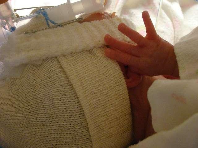 L'étude portait sur l'analyse du comportement d'une vingtaine de bébés nés prématurément. © Joshua Smith, Flickr, CC by-sa 2.0