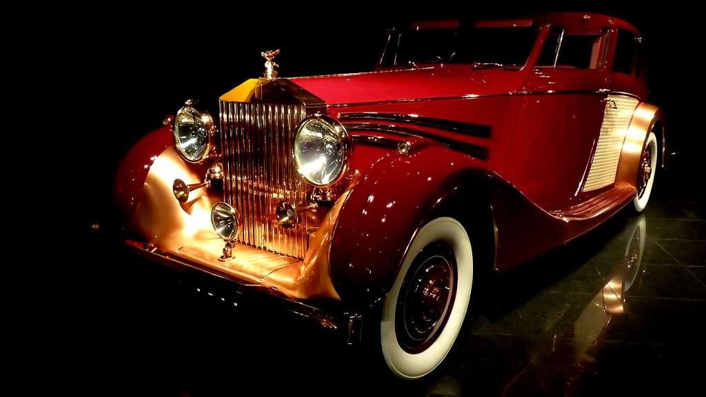 La Rolls-Royce Phantom III