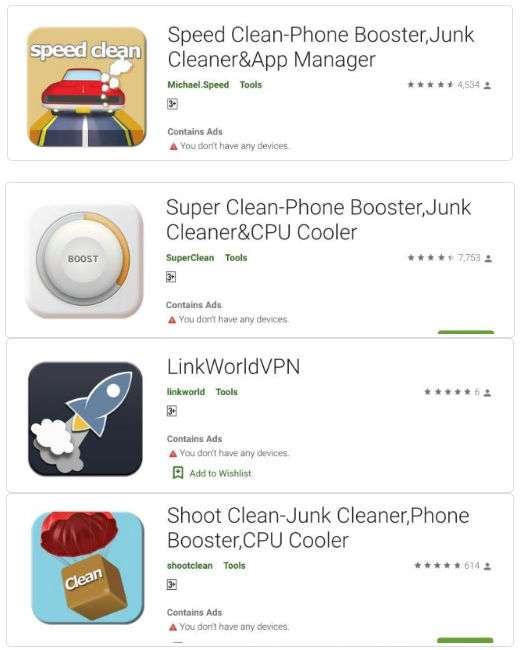 Si vous avez installé l'une de ses applications, votre smartphone est infecté © Futura, Trend Micro