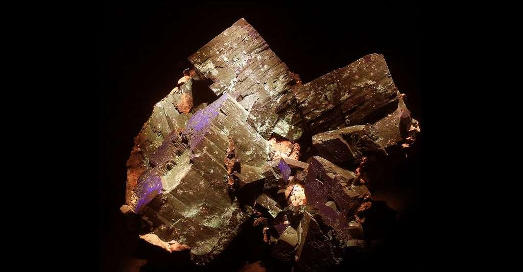 Malachite azurite. © Archbob, CCO