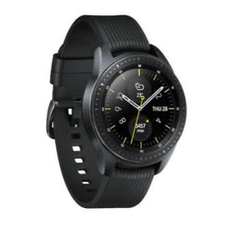Concurrent direct des dernières Apple Watch, la Galaxy Watch reste plus abordable que les modèles de la marque à la pomme. © Samsung