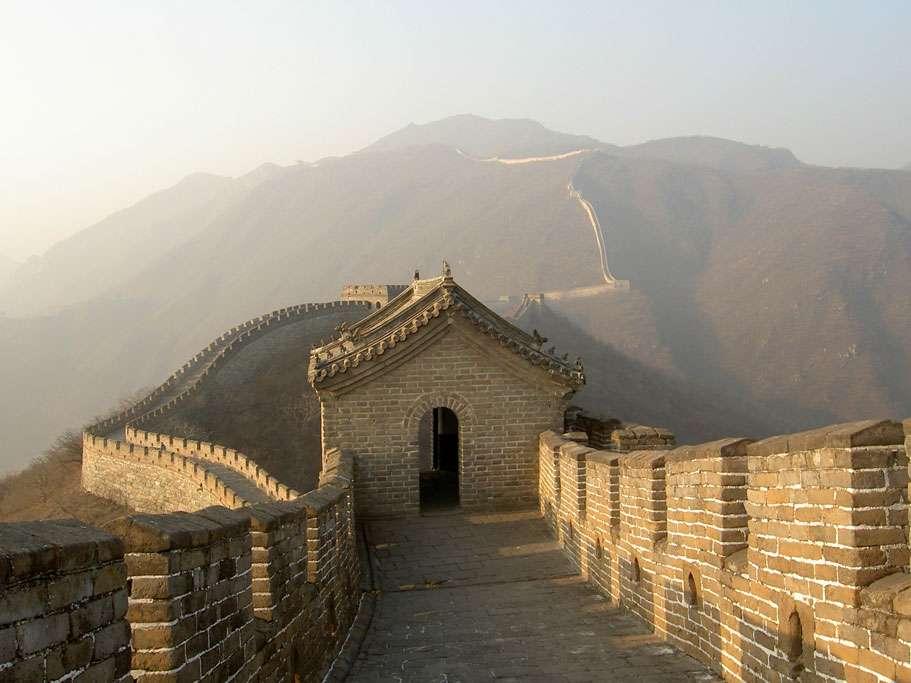 Mutianyu, une section de la Grande Muraille de Chine
