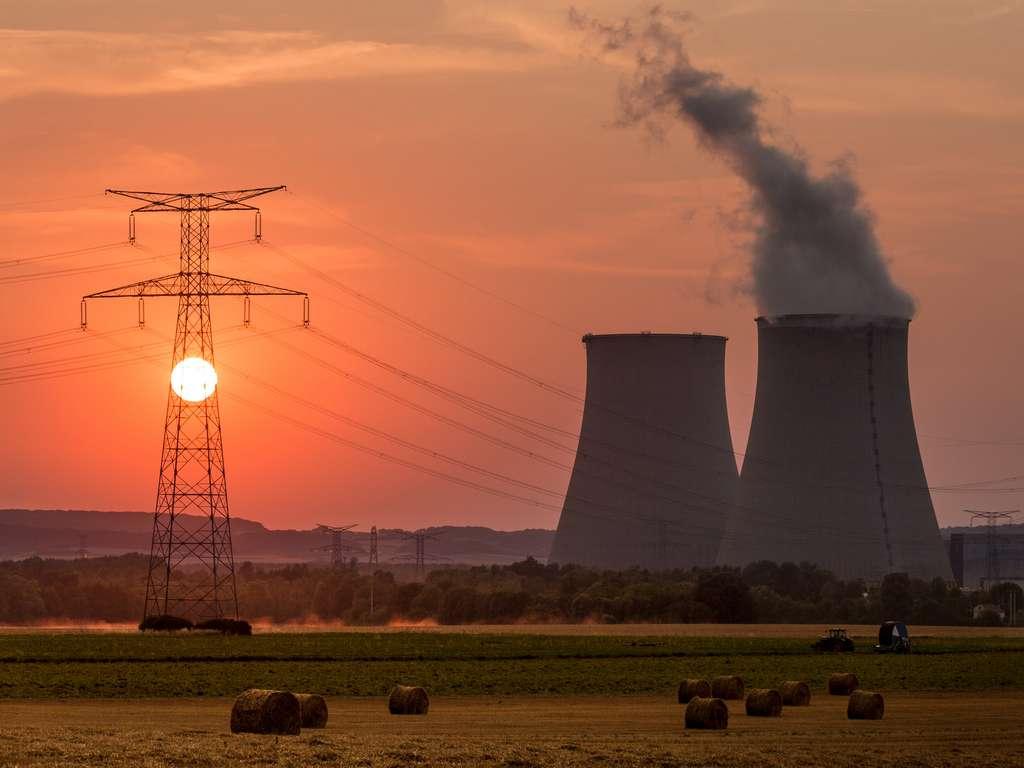 La majorité des réacteurs aujourd'hui en service appartiennent à la deuxième génération. © Sébastien Jacquet, Flickr