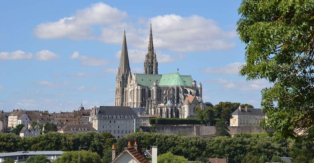 Cathédrale de Chartres (Classé, 1862). © Marianne Casamance, Wikimedia commons, CC by-sa 3.0