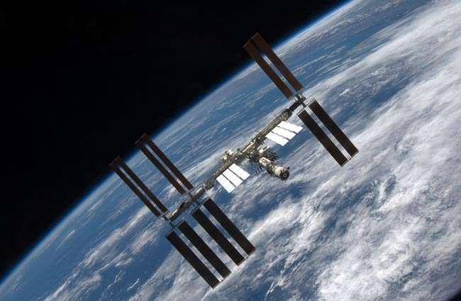 L'amarrage de Dragon à l'ISS est prévu le 3 mai. © DR