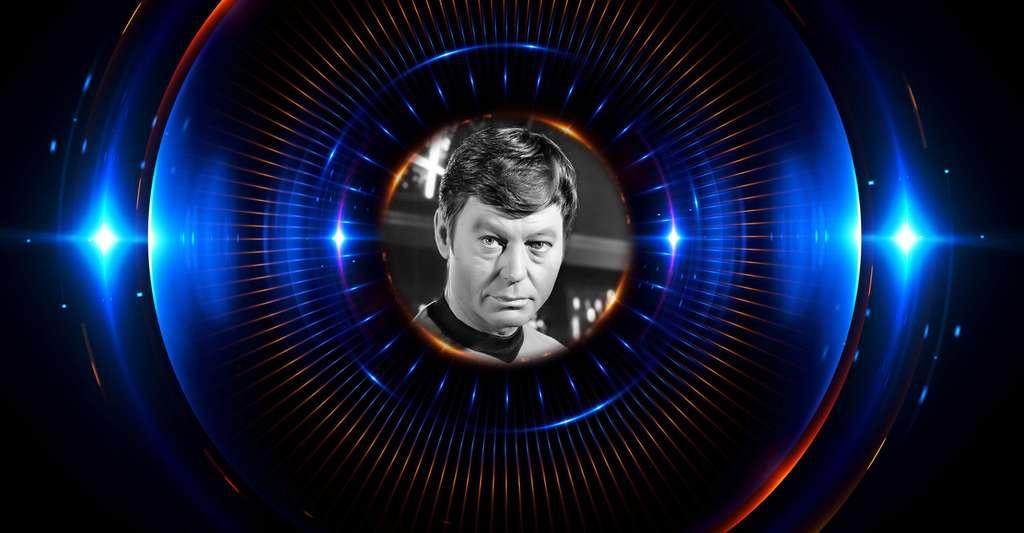 Léonard McCoy Star Trek. © NBC Television CCO
