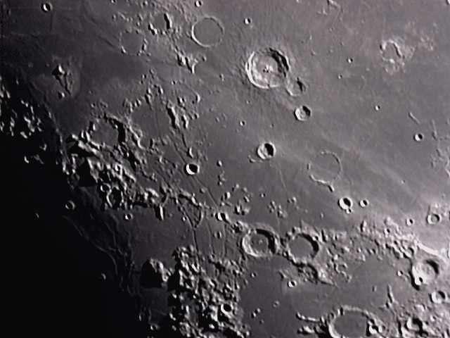La Lune - Rainures d'Hippalus