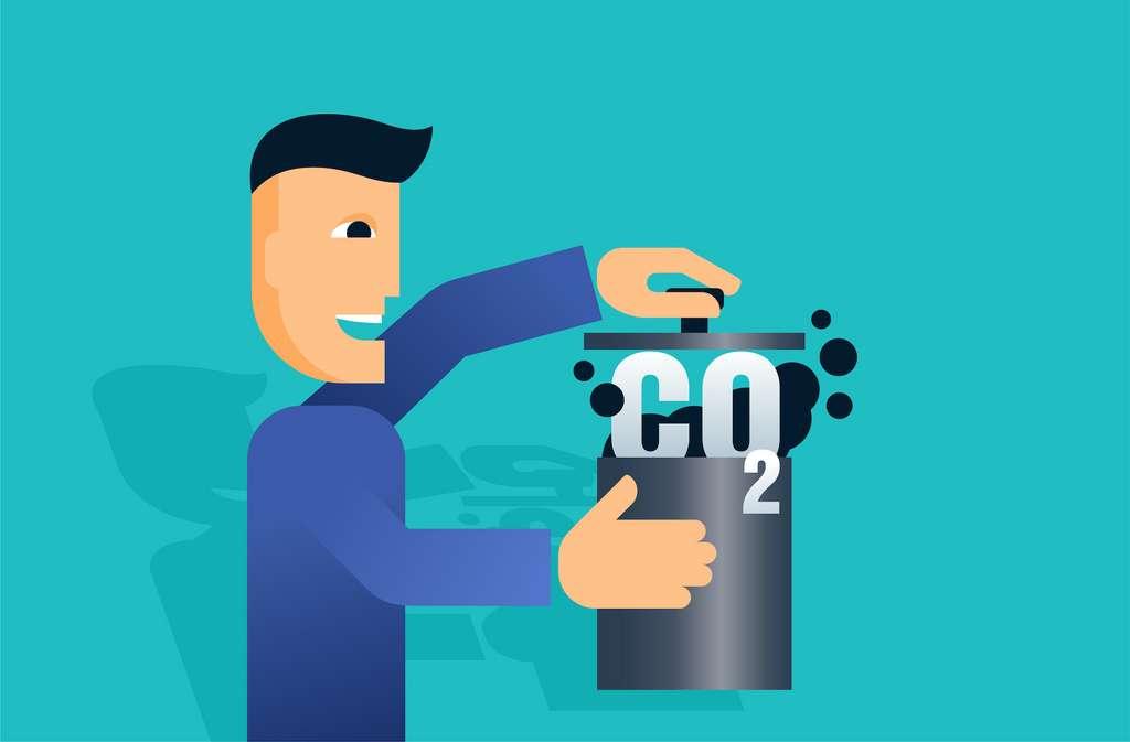 Une fois le CO2 capté, il faut le stocker. Pourquoi pas dans les sous-sols? © Dmitry Kovalchuk, Adobe Stock