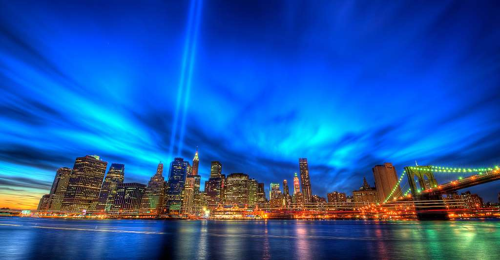 Manhattan skyline. © Dan DeChiaro, CC BY 2.0