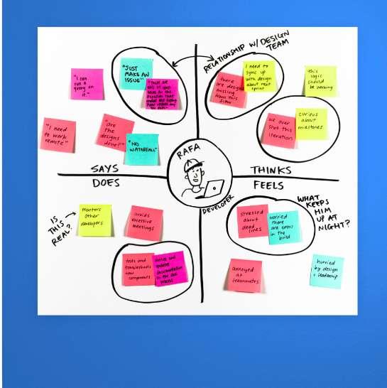 Créatif et ingénieux, le métier de développeur expliqué par Lucile, aujourd'hui, ingénieure chez IBM Cloud Garage. © IBM Cloud Garage