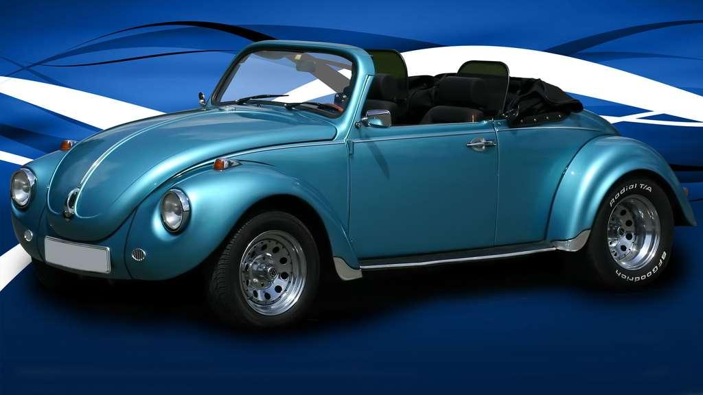 La Coccinelle, la première voiture de Volkswagen