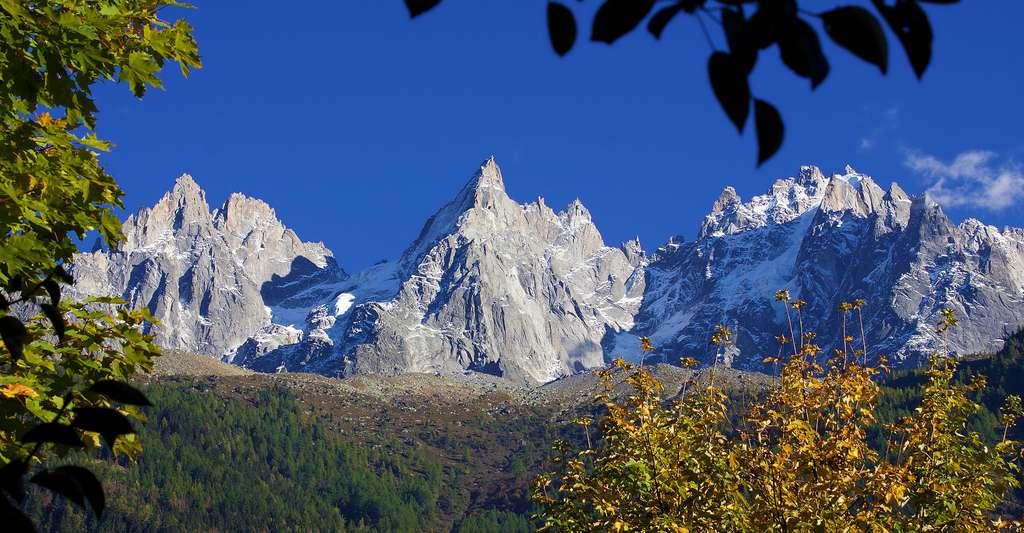 Chaînes de montagnes. © TesaPhotography, CCO
