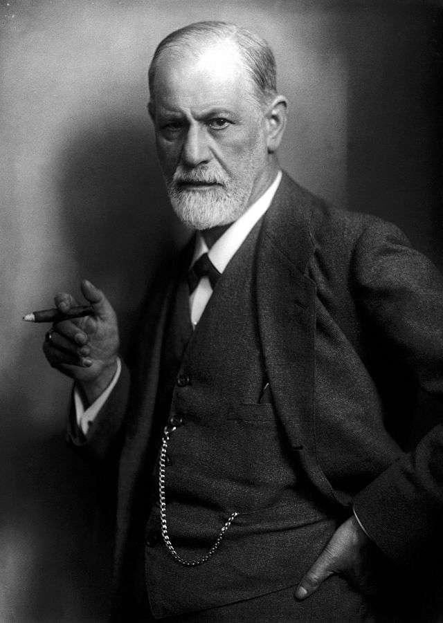 Sigmund Freud a créé la psychanalyse à la fin du XIXe siècle © Max Halberstadt, DP