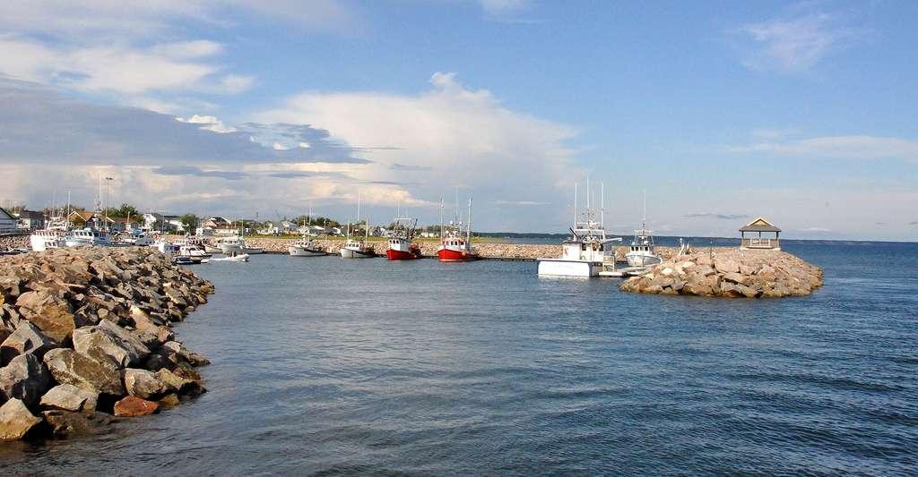 Port de Havre Saint Pierre, Québec. © Guillaume Cattiaux, CC BY-SA 2.0