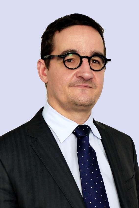 Jean-René Jourdain est adjoint à la directrice de la protection de l'Homme à l'Institut de radioprotection et de sûreté nucléaire depuis janvier 2012. © IRSN
