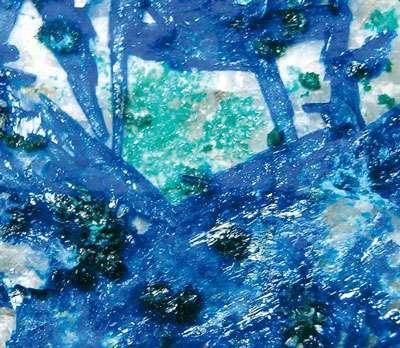 Brochantite - www.fabreminerals.com - Fabre Minerals photo