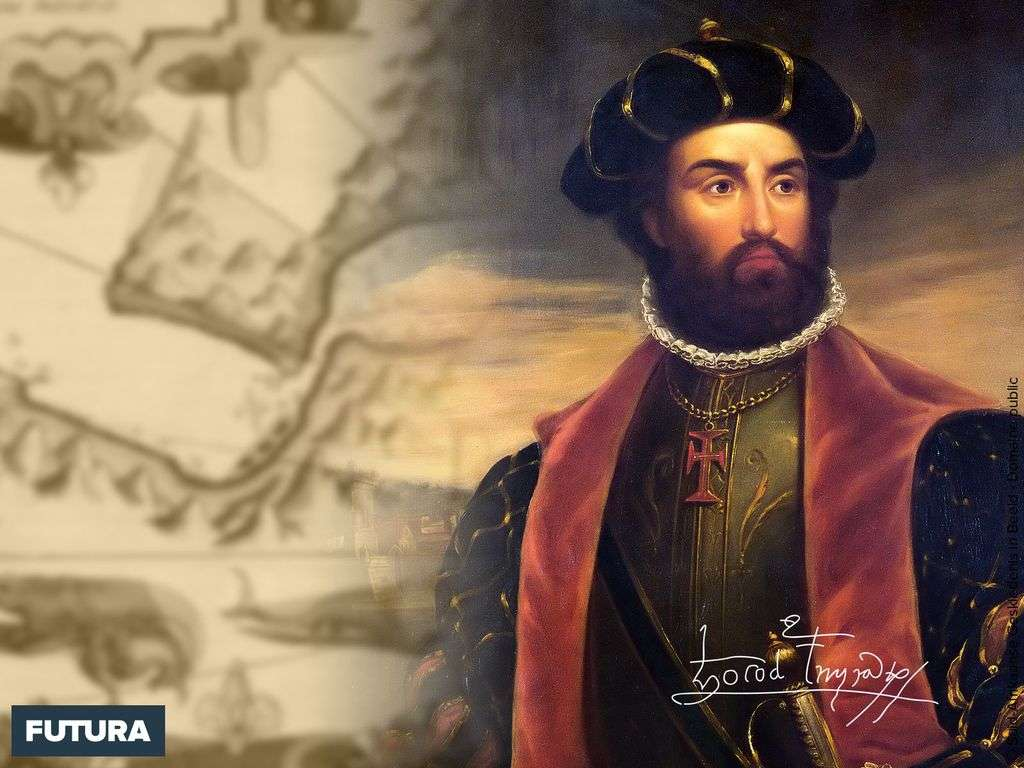 Vasco de Gama - Portugal