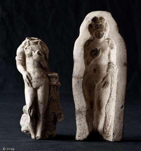 Les poteries du Galo-Romain Pistillus