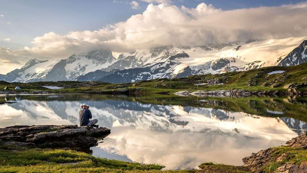 Le Parc national des Écrins, LE parc européen de la haute montagne