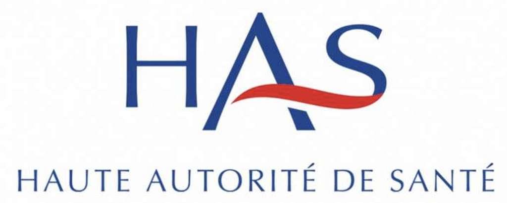 HAS, trois lettres pour Haute Autorité de santé. © HAS