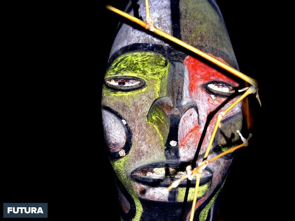 Masque du Vanuatu