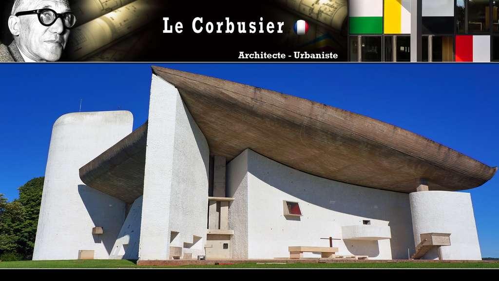 Le Corbusier : Notre-Dame-du-Haut, une chapelle tout en paradoxes