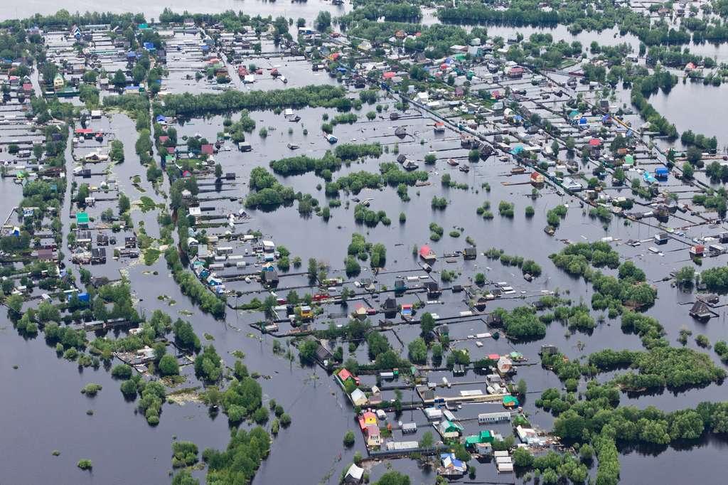 Des pluies de plus en plus extrêmes sont à craindre. © Vladimir Melnikov, Fotolia