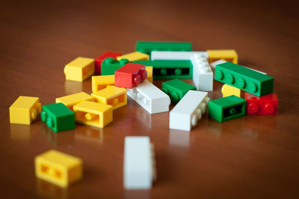 Les personnes qui avaient fait des parties de Public Goods Game entre deux séances de Lego enregistraient une réponse physiologique, une plus grande synchronie cardiaque que ceux qui n'en avaient pas fait. © Lean2Succes, CC0 Public Domain