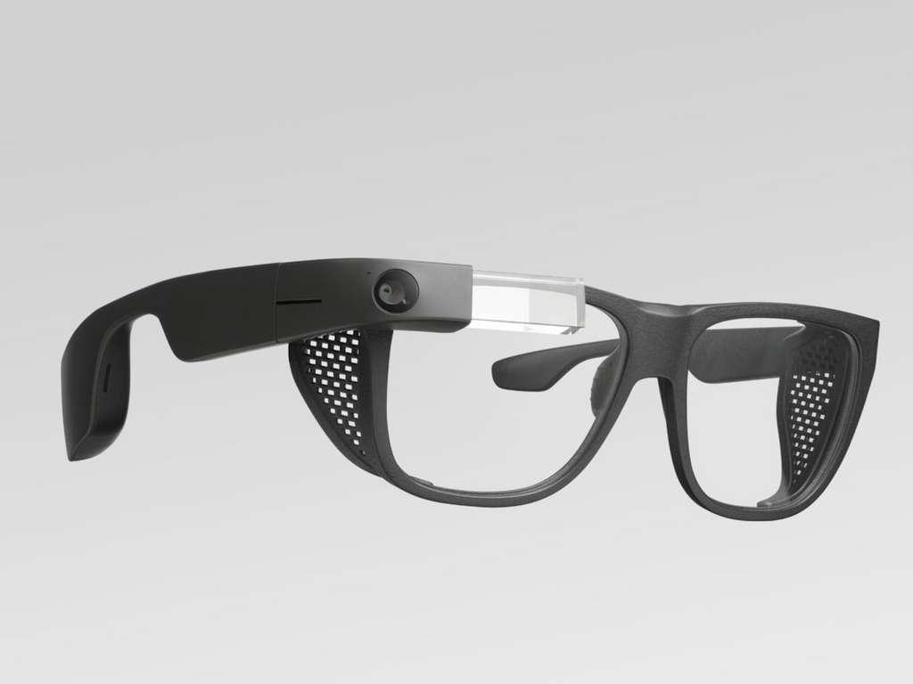 Sur le marché des lunettes connectées, les Google Glass visent désormais le secteur de l'entreprise, et non celui du grand public. © Google