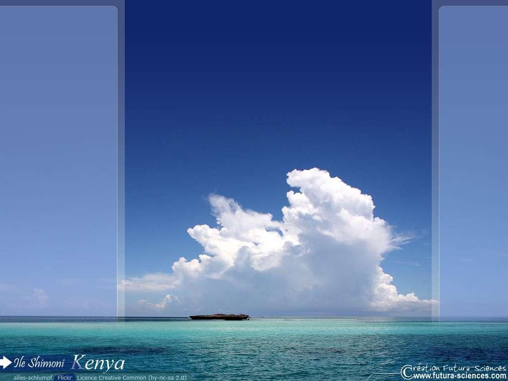Ile de Shimony - Kenya
