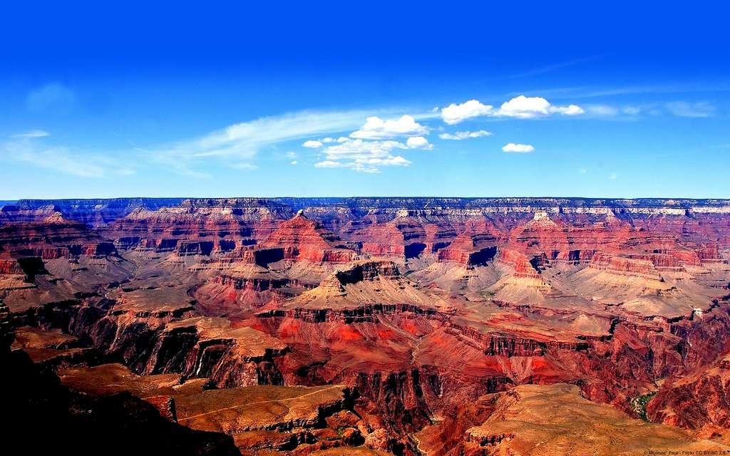 Le Grand Canyon, paysage emblématique de l'Arizona