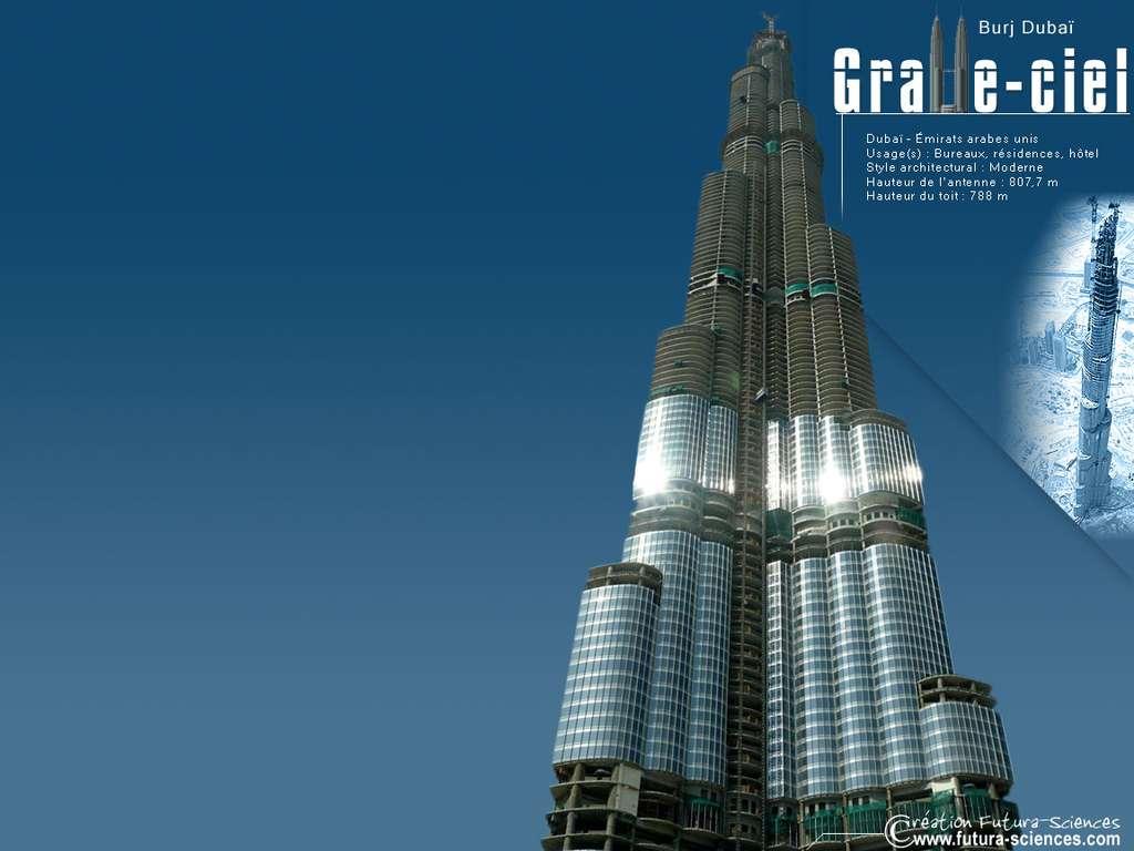 Burj - Dubaï