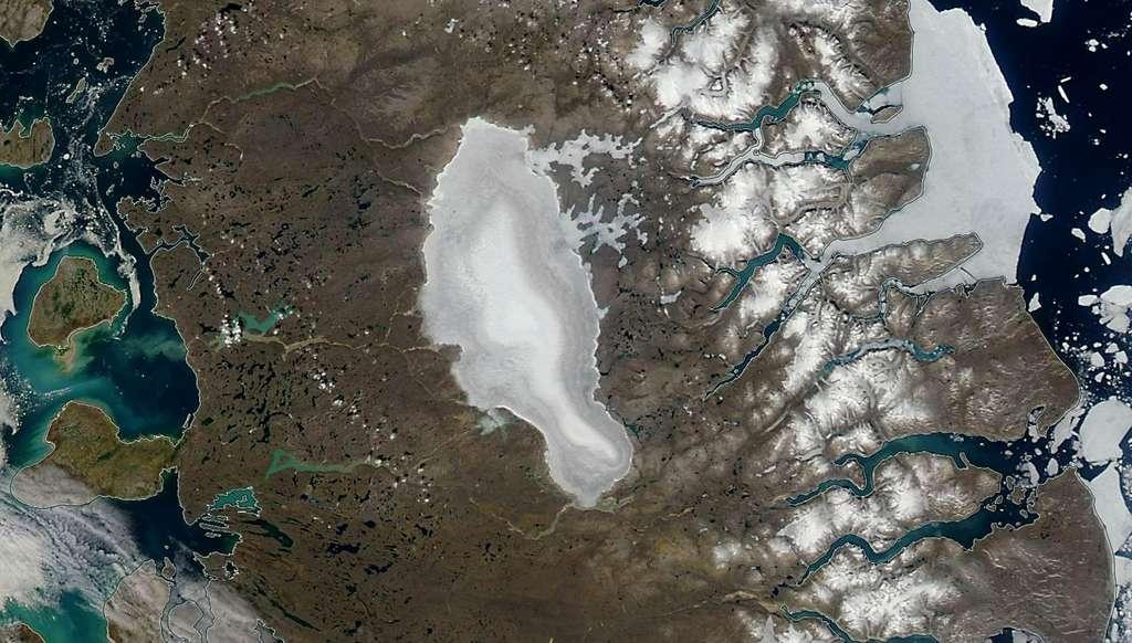Зміна клімату у фото з неба за 10 років
