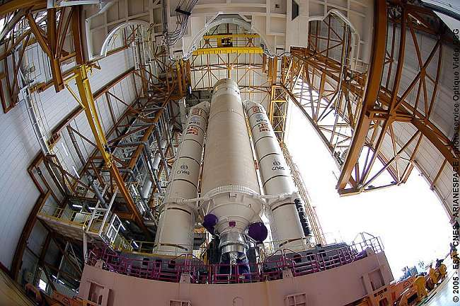 Ariane 5 ECA / version 10 tonnes