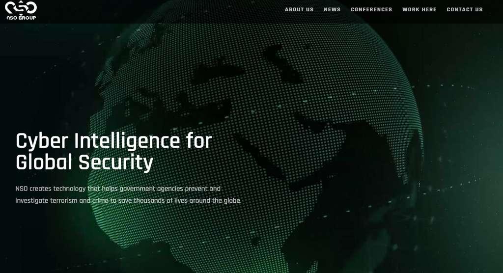 Pour exploiter la faille, l'attaquant utilise le logiciel espion Pegasus de la société israélienne NSO qui est spécialisée dans la fourniture d'outils d'espionnage aux États. © Louis Neveu