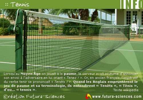 Tennis, premier set