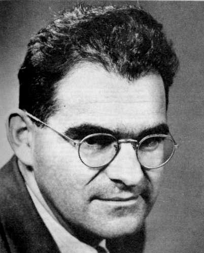Victor Weisskopf (1908-2002) était un physicien américain d'origine autrichienne. Il a été l'élève de Werner Heisenberg, Erwin Schrödinger, Wolfgang Pauli et Niels Bohr. Il a été l'un des directeurs du Cern. © DP