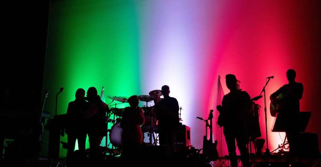 Quelles sont les correspondances entre les sons et les couleurs ? © CristianFerronato - Domaine public