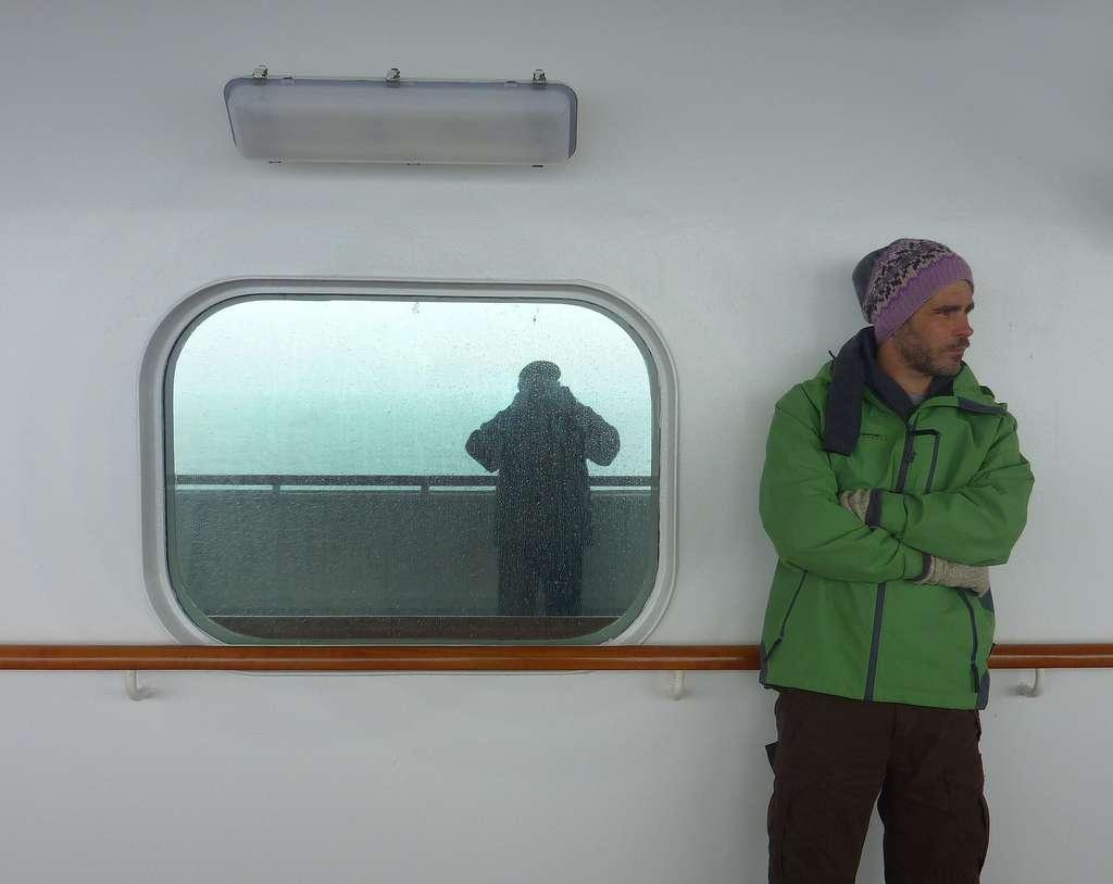Les passagers sont confinés dans leur cabine dès le début de l'épidémie de Covid-19. © Rayandbee, Flickr